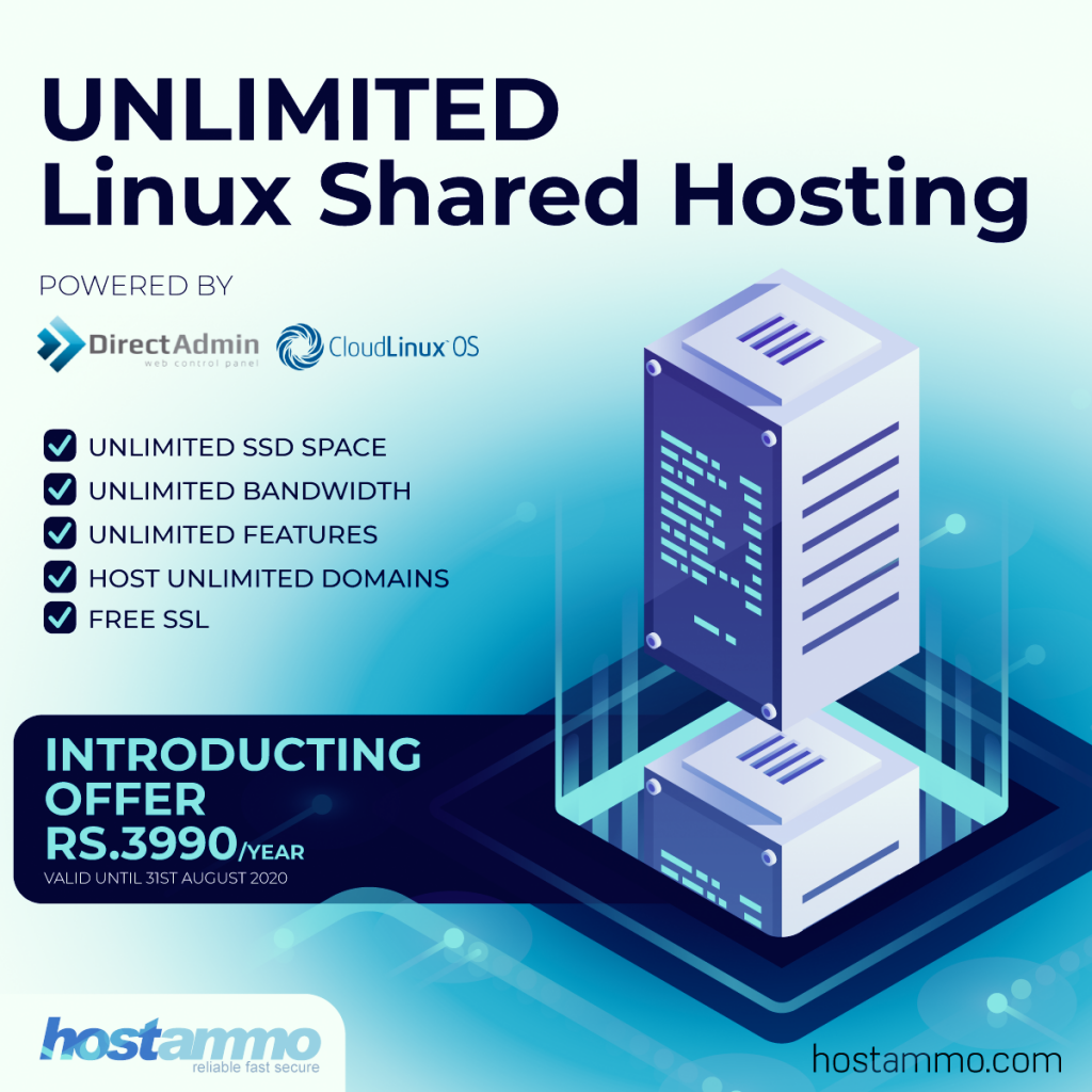 Cheap Unlimited Linux Shared Hosting Sri Lanka